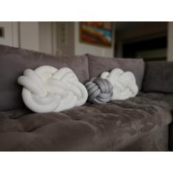 Μαξιλάρι πλάτης 40χ55 λευκό